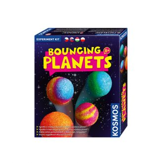 FunScience Bouncing Planets